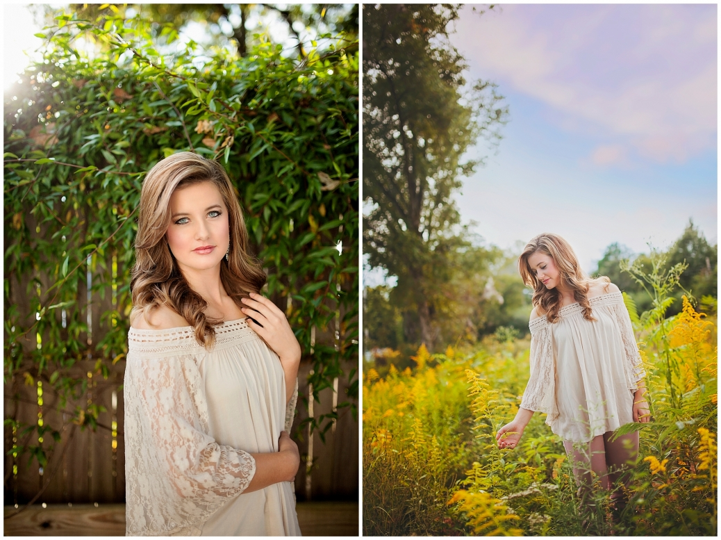 Tennessee senior photography
