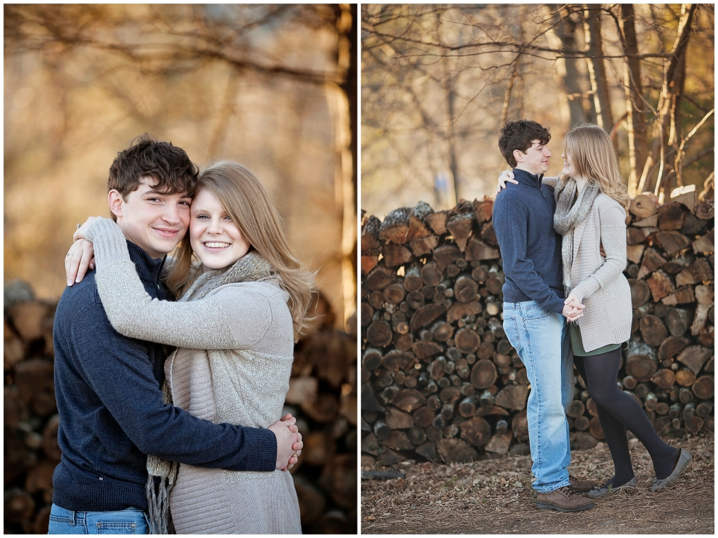 Rustic couples photography