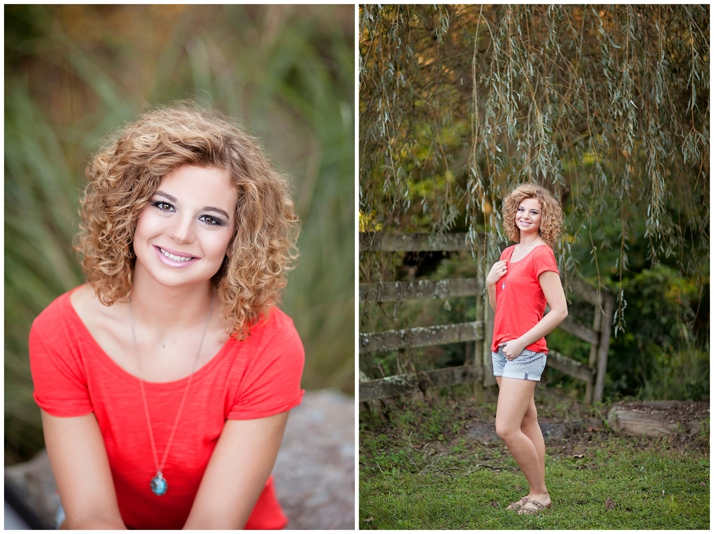 Alabama senior photographer